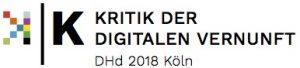 Logo DHd 2018